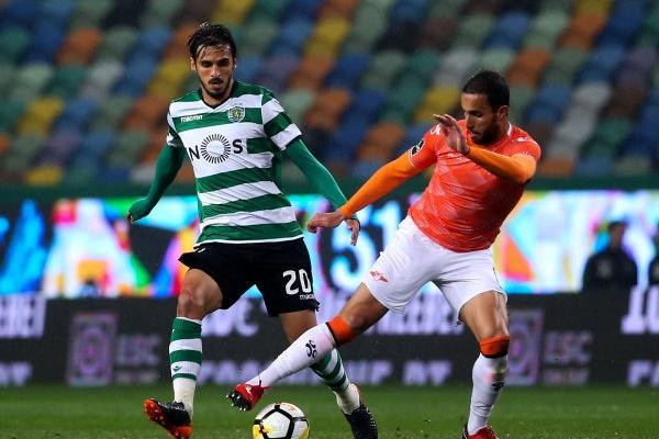 Bryan Ruiz: «Senti-me completamente preso em Lisboa»