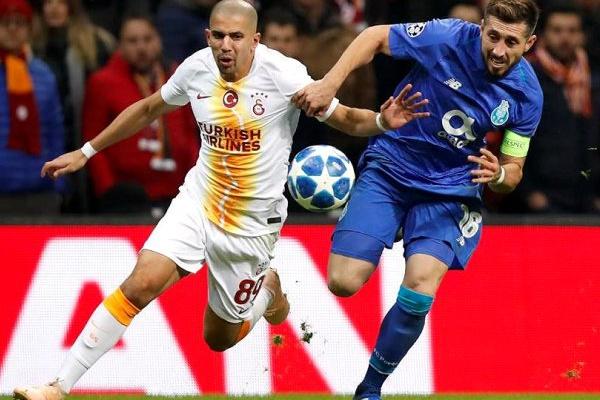 LE: Benfica 'herda' Galatasaray, eliminado da 'Champions' pelo FC Porto