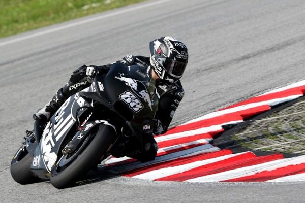 MotoGP: Miguel Oliveira em 20.º nos treinos livres em França