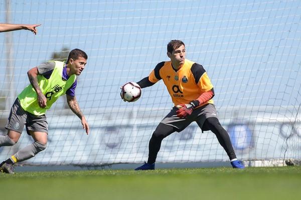 Aboubakar considerado apto no FC Porto após mais de seis meses de baixa