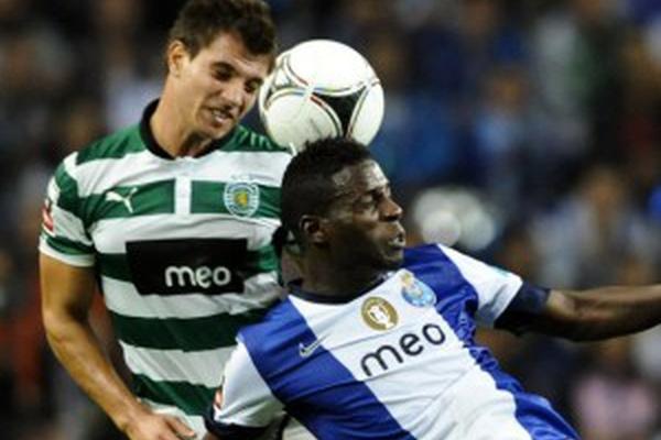 b1eb7b125b FC Porto vence «clássico» com o Sporting com golos colombianos ...