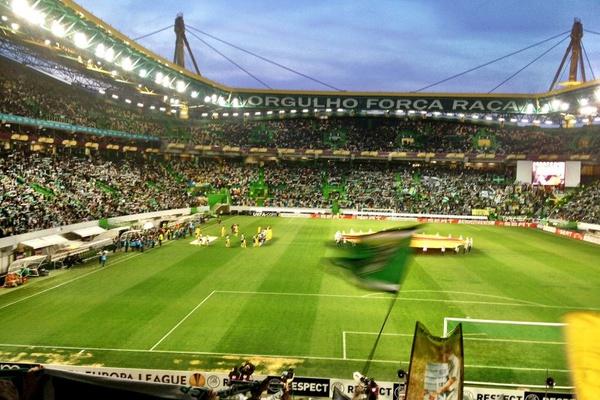 Jogo entre Sporting e FC Porto é de «risco elevado», considera a PSP