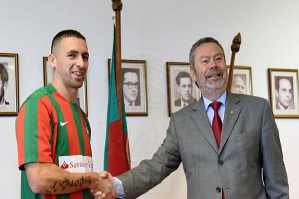 Marítimo: Barrera quer terminar a época com uma vitória