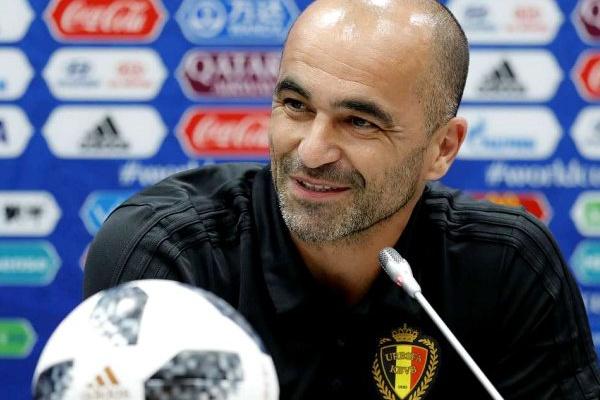 Roberto Martinez sobre Thierry Henry: «Posso garantir que ele estará no banco»