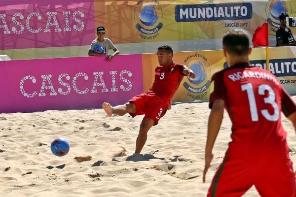 Figueira da Foz acolhe Campeonato da Europa de Futebol de Praia 2019 e 2020
