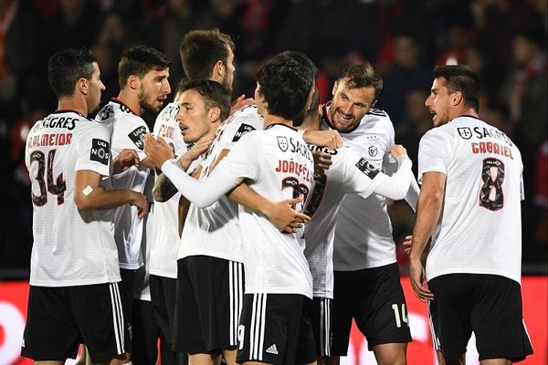 LE: Benfica vai enfrentar o Dínamo Zagreb nos oitavos de final