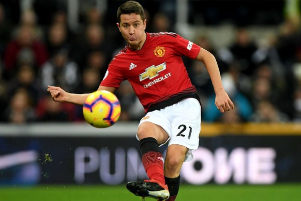 Mercado: Ander Herrera confirma saída do Manchester United