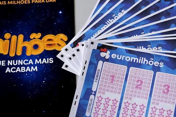 Jackpot de 138 milhões de euros no próximo sorteio do Euromilhões