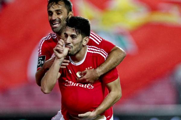 LE: Pizzi, Grimaldo e Jonas ausentes na visita do Benfica ao Galatasaray