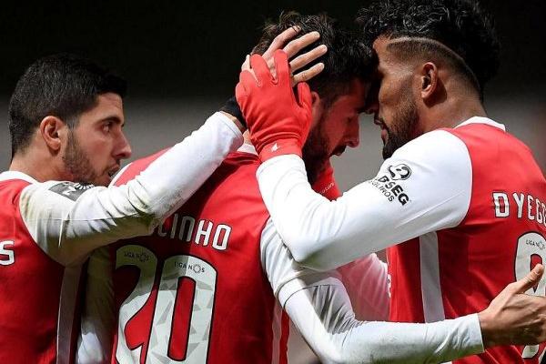 I Liga: Sp. Braga fecha campeonato com vitória sobre o Portimonense