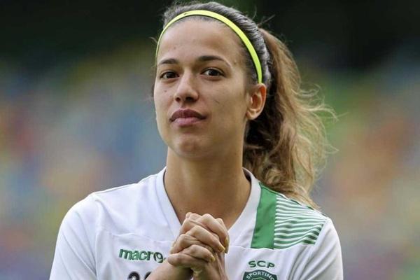 Solange Carvalhas já não faz parte da equipa feminina do Sporting