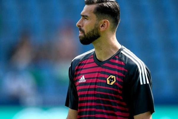 Mercado: Sporting confirma transferência de Rui Patrício para o Wolves por 18 ME