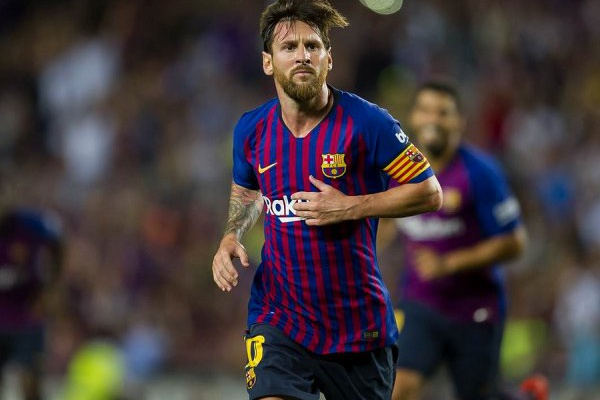 Messi iguala pelo FC Barcelona os 44 «hat-tricks» de CR7 ao serviço do Real Madrid