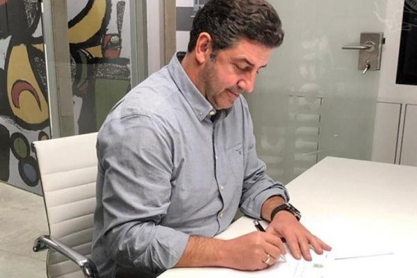 Rui Vitória é oficializado como treinador do Al-Nassr  7587bbfaad63f