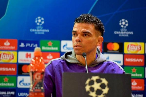 LC: Pepe diz que atitude é mais importante do que a experiência frente à Roma