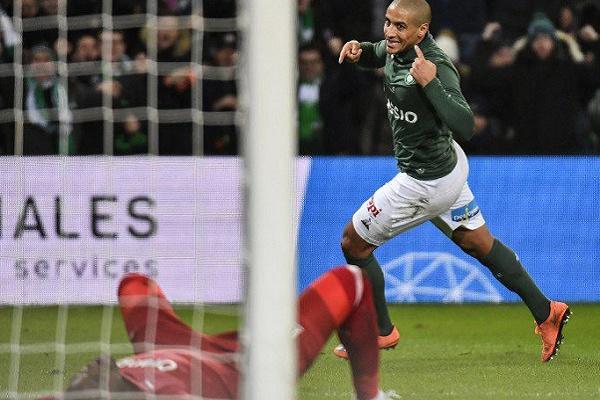 Saint-Etienne vence Marselha e isola-se no terceiro lugar na liga francesa