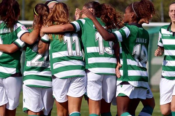 Quatro jogadoras abandonam equipa de futebol feminino do Sporting