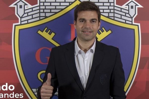 Tiago Fernandes: «Quero um Chaves a jogar com vontade, ambição, querer e paixão»