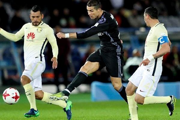 Mundial de clubes: Real Madrid na final ao derrotar os mexicanos do América