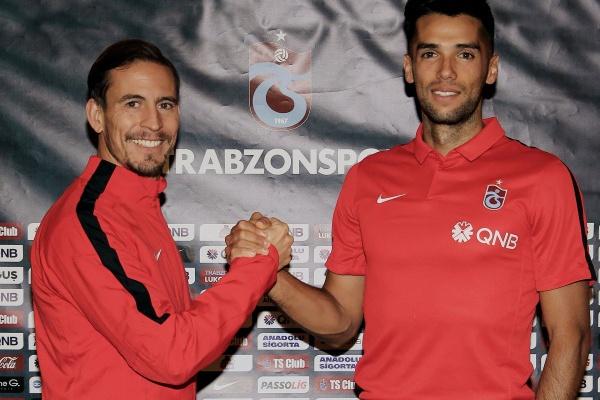 Turquia  João Pereira renova com Trabzonspor até final da época 2019 2020 b881520912fe9