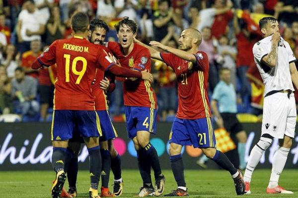 e12fc13b5b29b Mundial-2018  Espanha concentra-se em 28 de maio sem os jogadores do ...