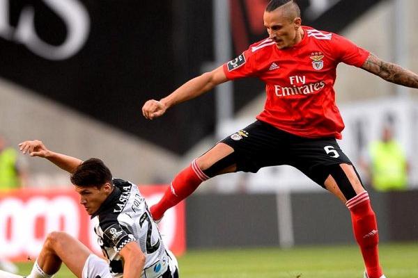 LE: Fejsa e Gabriel de regresso aos convocados do Benfica, Florentino de fora