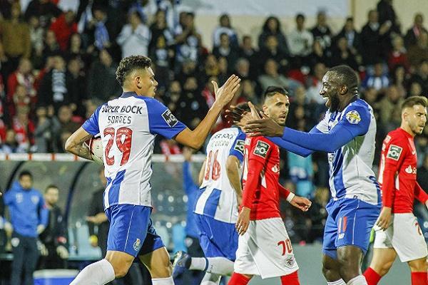 I Liga: FC Porto reforça liderança com triunfo sobre Santa Clara