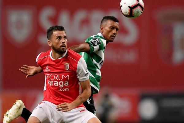 Taça da Liga: Sporting venceu único confronto com o Sporting de Braga