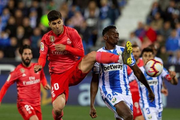 Espanha: Real Madrid empata com Leganés e atrasa-se na luta pelo segundo lugar
