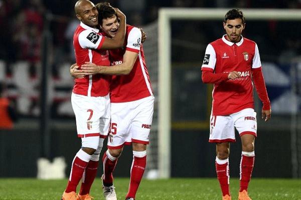 I Liga: Sporting de Braga 2-0 Portimonense (ficha)