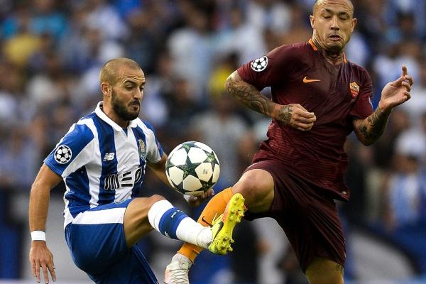 LC: FC Porto tem registo imaculado face à Roma