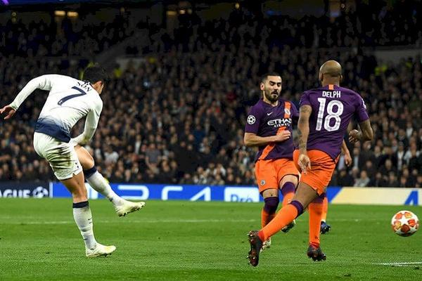 LC: Manchester City é o único favorito em apuros, face ao Tottenham