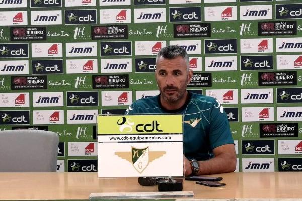 Taça Portugal: Moreirense quer «resultado positivo» frente ao FC Porto