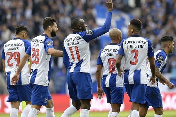 Sporting-FC Porto: 'Dragões' moralizados por senda vitoriosa e liderança folgada