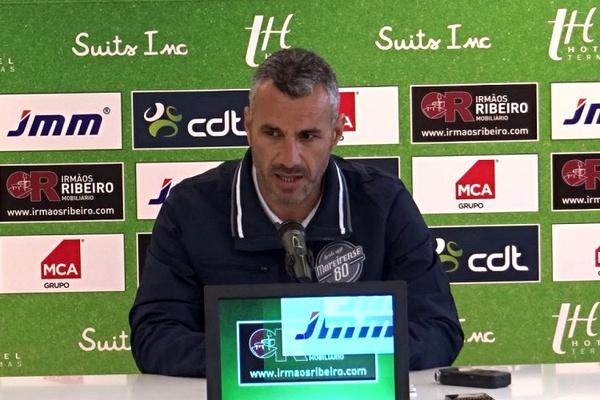Moreirense: Ivo Vieira admite dificuldades, mas quer pontuar nos Açores