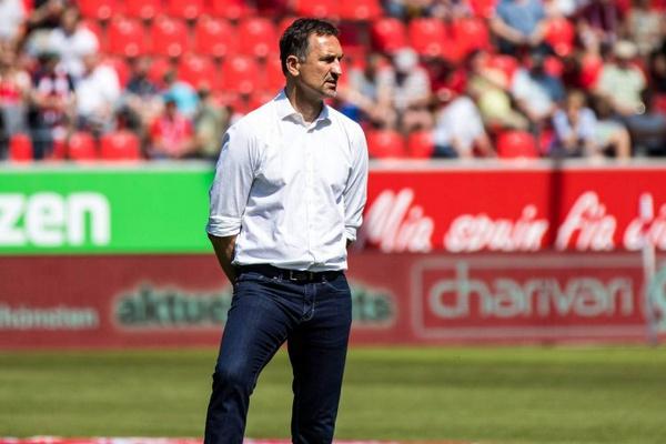 Colónia anuncia Achim Beierlorzer como treinador para a próxima época