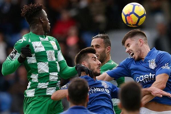 I LIga: Feirense vence Moreirense e afasta-se da zona de despromoção