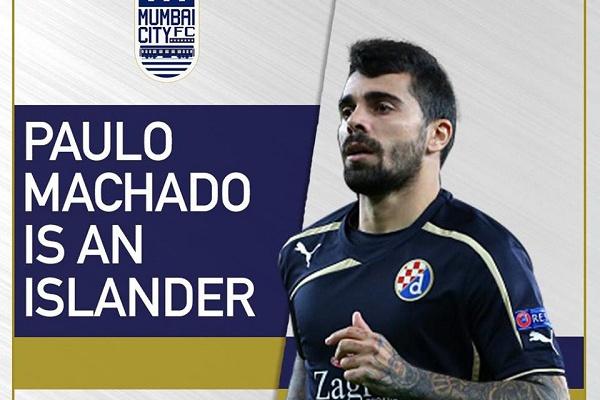Paulo Machado vai ser treinado por Jorge Costa no Mumbai City