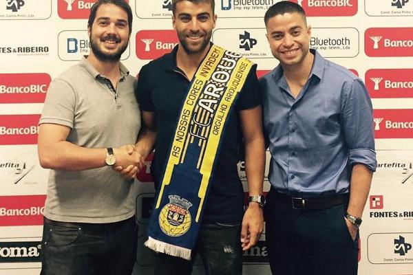 Mercado: André Santos vai jogar no U. Craiova