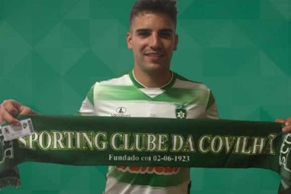 Sérgio Paulico rescinde por mútuo acordo com o Sporting da Covilhã