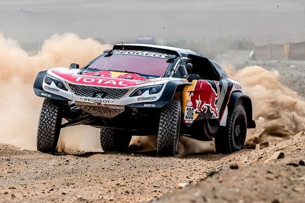 Dakar-2019: Quintanilla novo líder nas motas e Loeb vence nos automóveis