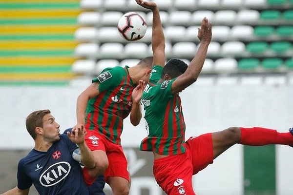 Crónica: Golo de Barrera dá triunfo ao Marítimo sobre o Belenenses