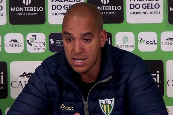 Pepa diz que «o Boavista tem sido muito intenso em todos os jogos»