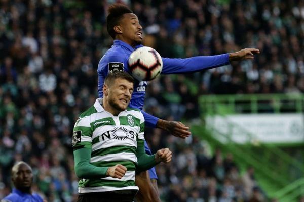 Sporting responsabiliza conselho de disciplina por Ristovsky ter falhado Benfica
