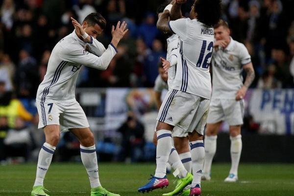 Marcelo despede-se de forma emocionante de Cristiano Ronaldo