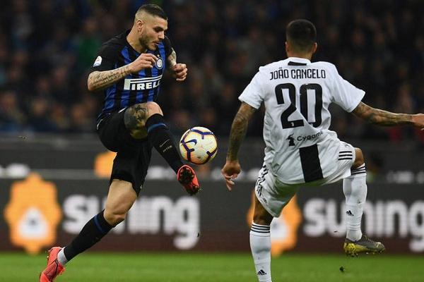 Itália: Campeã Juventus empata em casa do Inter Milão com golo 600 de Ronaldo