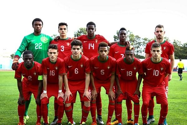 Portugal vence Alemanha e garante segundo lugar do Torneio Desenvolvimento UEFA