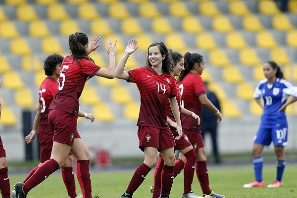Seleção portuguesa sub-19 vence Cabo Verde em particular de preparação b1d0a5d2e6592