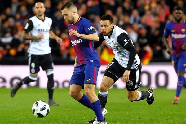Taça do Rei: Barcelona ganha em Valência e já está na final