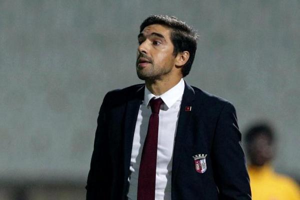 Abel Ferreira: «Penso que entrámos muito bem no jogo até fazer o golo»
